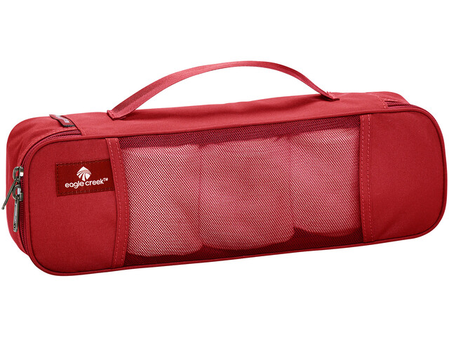 Eagle Creek Pack-It Slim Cube Järjestäjälaukku S, red fire